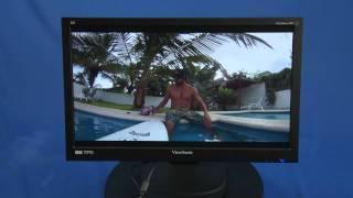 viewSonic VG2436wm-LED - test PC World