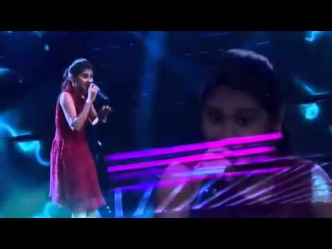 Indian idol junior amazing perfomance by ......