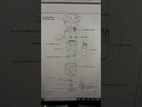2000 Lexus rx300 awd fuel filter location  Meineke cinnaminson