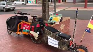 VLOG #015 Arive in Perth west Australia