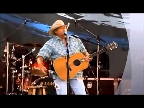 Alan Jackson - Small town southern man & Summertime blues