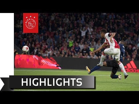 Highlights Ajax - Sparta Rotterdam