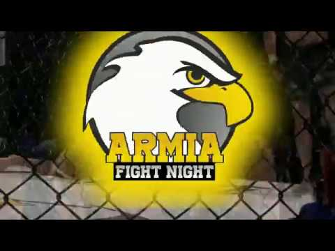 ARMIA FIGHT NIGHT 1 : KRZYSZTOF GUTOWSKI vs ADAM FILIPEK FULL HD