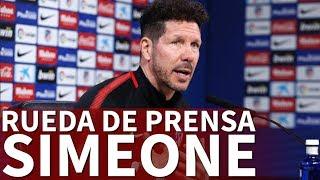 Sevilla - Atlético | Rueda de prensa de Simeone | Diario AS