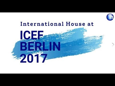 International House at ICEF Berlin 2017