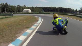 """Walldorf 4:12:02"" Fast Pocketbike / Minibike On Track.mov"