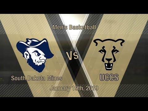 UCCS Basketball - Mens Vs. South Dakota School Of Mines