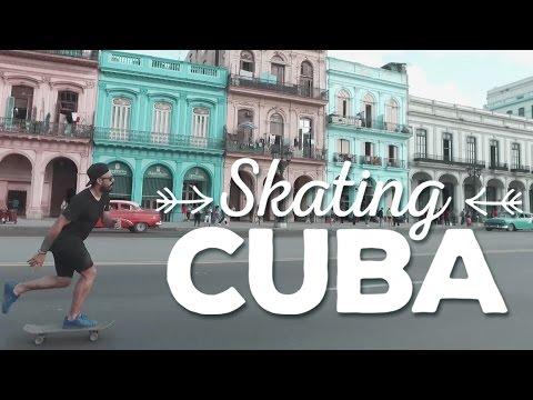 SKATING CUBA