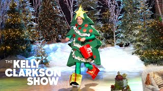 Watch Every Surprise Christmas Celebration Ever On The Kelly Clarkson Show