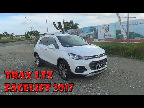 Review Chevrolet Trax LTZ Turbo Facelift Tahun 2017