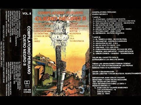 TECHNOCRACIA- UNION CARBIDE / CANARIO (Cuero Negro Vol. 2 1993)