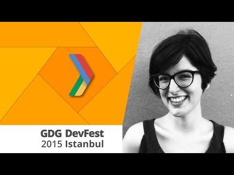 DevFest Istanbul 2015 - UX Metrics - a teamwork