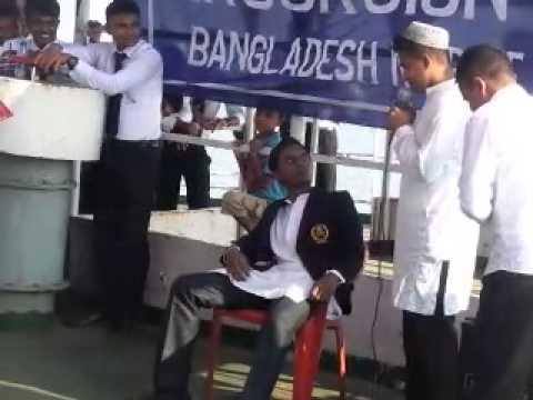 ঠেলার নাম বাবাজি by Bangladesh marine academy-2
