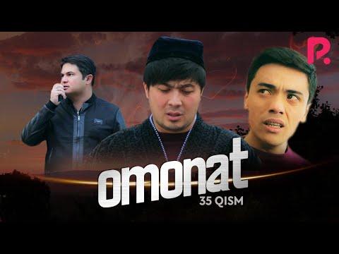 Omonat (o'zbek Serial) | Омонат (узбек сериал) 35-qism