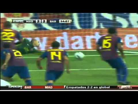 c ronaldo vc barcelona 2011