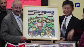 اتفاقية توأمة بين مدينتي معان وليو خه الصينية