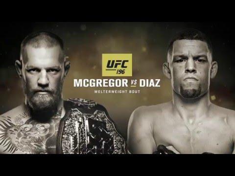 UFC 196: McGregor vs Diaz - Extended Preview