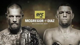 UFC 196: McGregor vs Diaz - Extended Preview