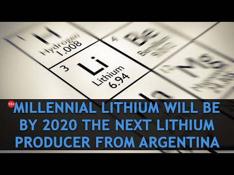 Next Lithium Producer From Argentina