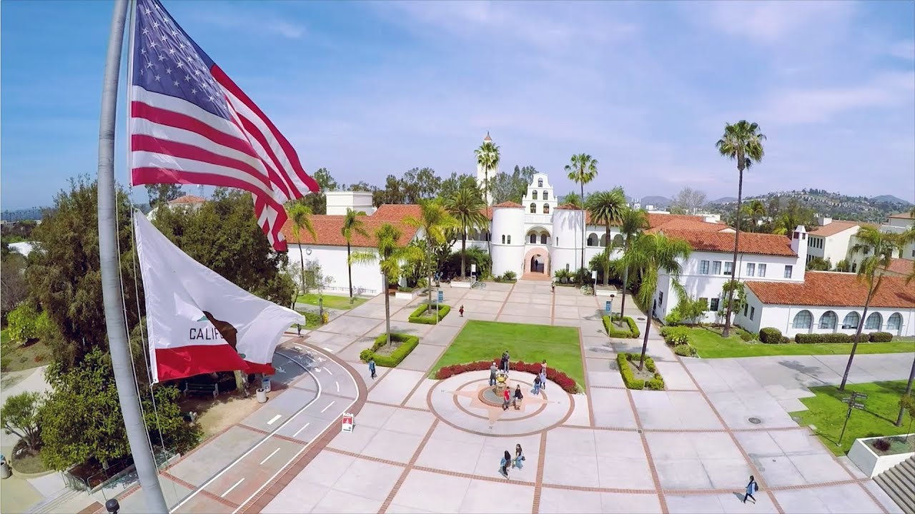 Image result for Presidential Scholarships for International Students at San Diego State University, USA