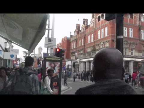 UK.Riots Summer 2011 -Peckham-