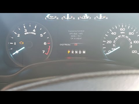 FIX Your F150 Mpg 2015+ F150