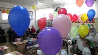 Мастер-класс преподавания английского языка в начальных классах.