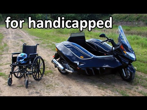 Motorcycles For Handicapped