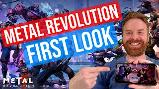Metal Revolution - Tнe best mobile fighting game? (android / ios)