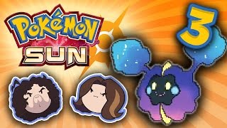 Pokemon Sun: Big Kahuna - PART 3 - Game Grumps