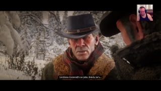 Red Dead Redemption II - Part 1