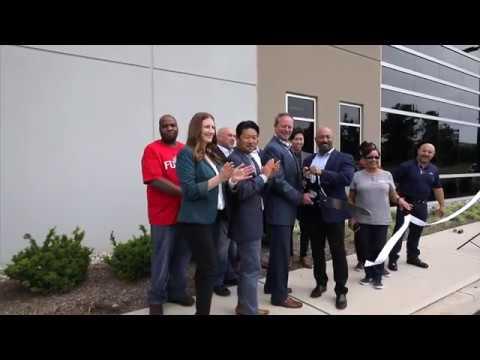 New Fujitsu General Warehouse Opening In Piscataway, NJ