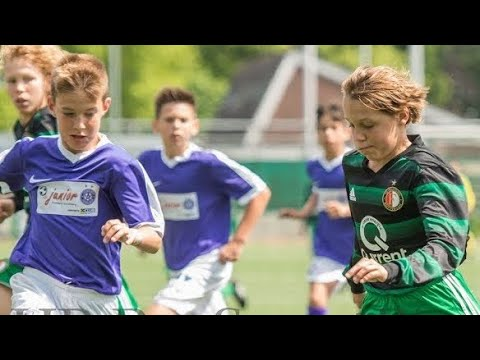 Feyenoord - Austria Wien u12