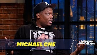 Michael Che Once Did Stand-Up at a Drug Dealer's Birthday Party