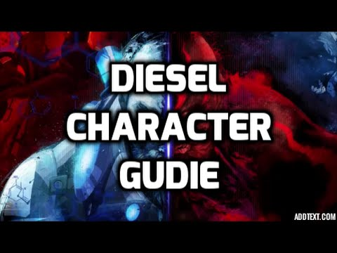 Kill Strain Diesel Character Guide