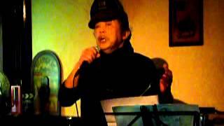 中村裕介・夢の迷い道・横浜、宮川町Sam's Barにて