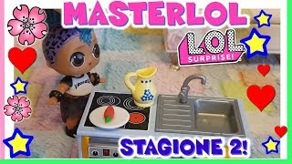 MASTERLOL Lol surprise FIMO Challenge parodia masterchef by Lara e Babou