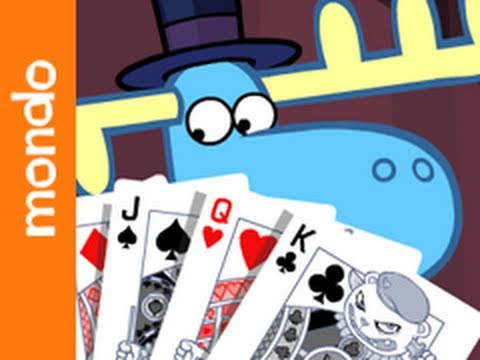Happy Tree Friends - Lumpy's Lame Card Trick