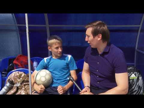 Детский футбол в Красном Сулине 04 07 18