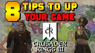 8 Tips to Uṗ Your Game in Crusader Kings 3