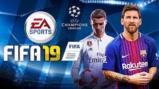 EA Access (PS4) - бесплатные игры по подписке - FIFA 2019