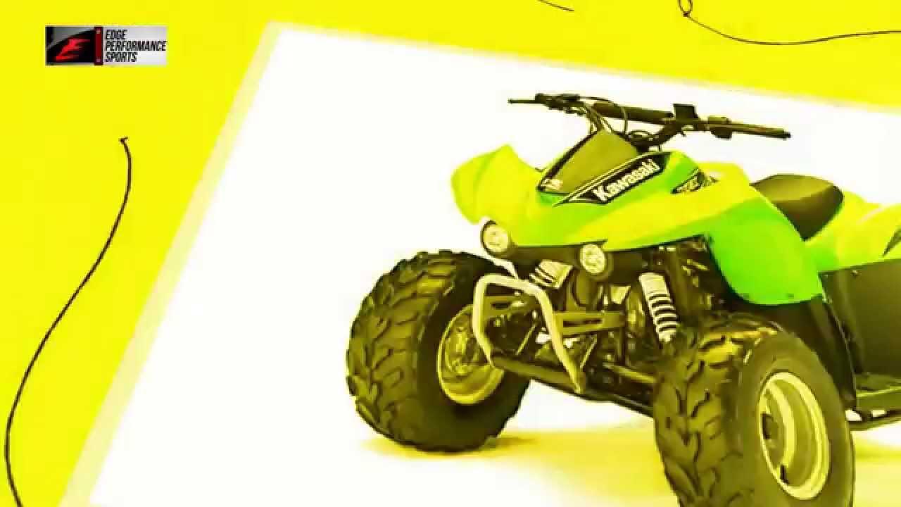 Kawasaki Kfxr Review