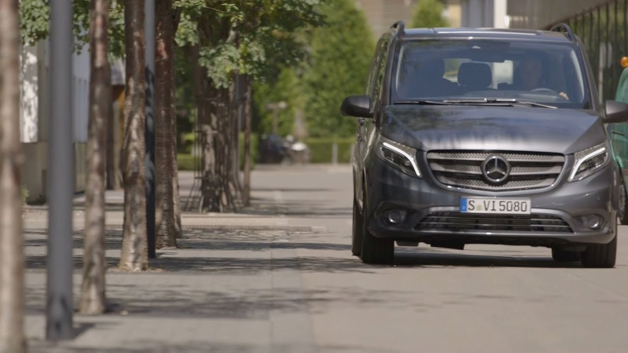 new 2015 mercedes vito tourer select 119 bluetec youtube. Black Bedroom Furniture Sets. Home Design Ideas