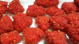 Hot Cheetos Chicken recipe  Mera Kitchen USA