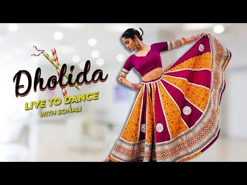 Dholida - Loveyatri  Garba Dance  toDance with Sonali