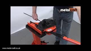 XL5+  Power Bender from Metalcraft