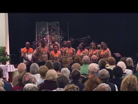 Africa university choir 4