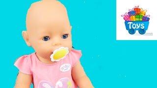 как сделать пустышку для куклы