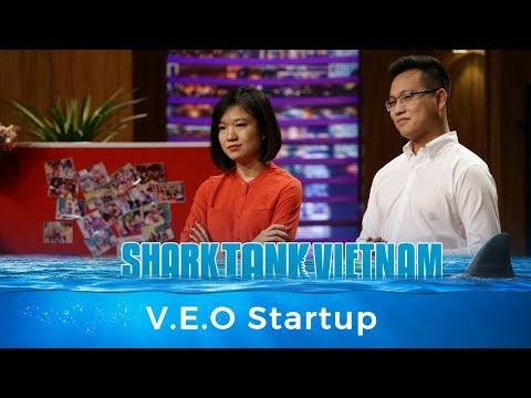 Voluntourism Startup Convincing 3 Sharks join in | V.EO | Watch Shark Tank Việt Nam Online