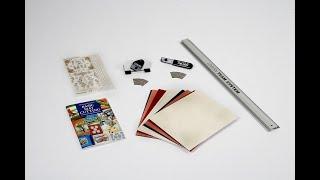 LOGAN 525 DIY Mat Cutting Kit